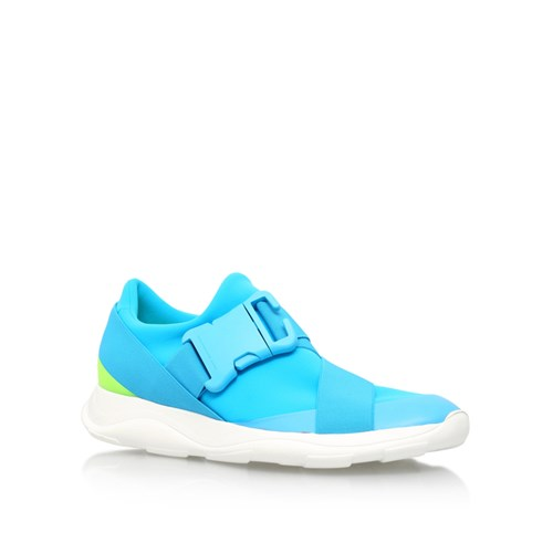 Christopher Kane Cont Neon Elastic Lo Snkr Turquoise wc5FXVI9d