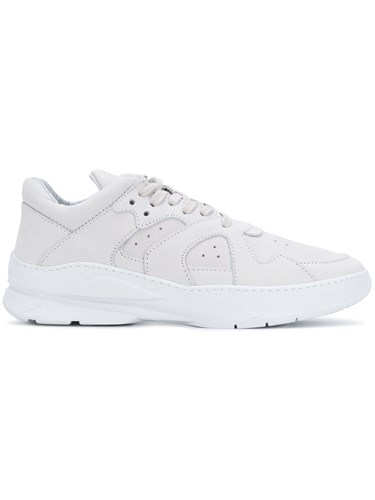 Filling Pieces Mountain Cut Angelica Basic Sneakers White b3zxoOT
