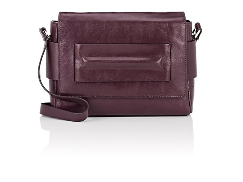 Halston Heritage Women's Shoulder Bag Dark Purple Purple H5E06w