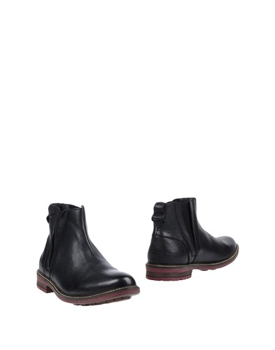 Gioseppo Ankle Boots Black nUS2tK