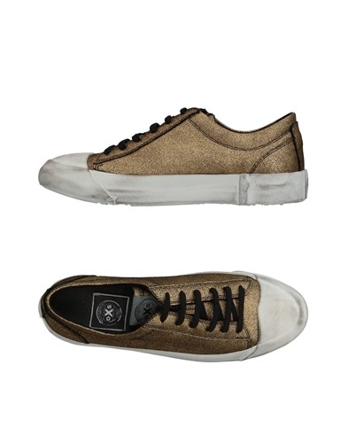 O.x.s. Sneakers Gold YvtZcdZzr0