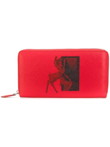 Givenchy Iconic Print Purse Pvc Red 6l8aIT