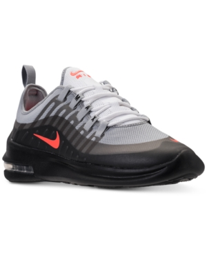 Nike Air Max Axis Casual Sneakers From Finish Line Wolf Grey Total Crimson B iMq8YTs8Z