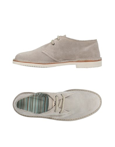 WEG Lace Up Shoes Grey Vp44ML