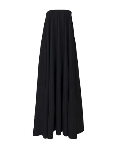A.F.Vandevorst Long Dresses Black TDtbobyV