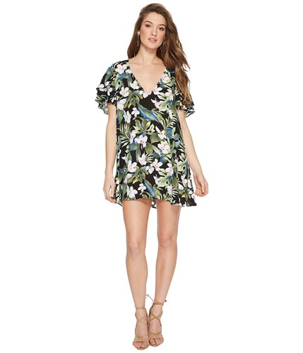 Show Me Your Mumu Disick Dress Monet On Vacay Women's Dress Green h5MOf