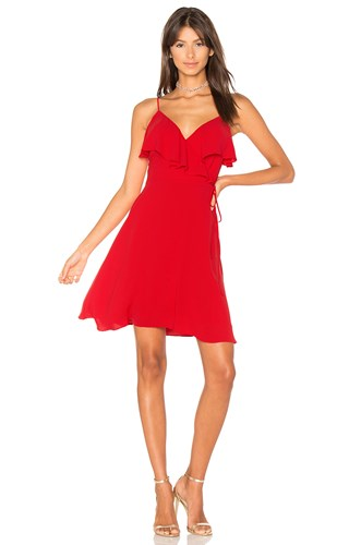 Dress 44 Negril Red Bailey Solid wxqpnOfqX