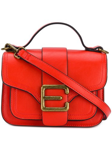 Buckle Shoulder Antwerp Logo Essentiel Red Bag fAqEz7z