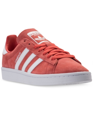 adidas Men's Campus Adicolor Casual Sneakers From Finish Line Trasca Ftwwht Ftwwht RA66Zkkg