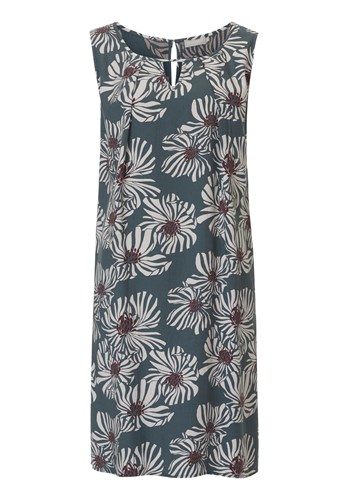 Betty & Co. Floral Print Shift Dress Multi Coloured Multi Coloured wvKrWX
