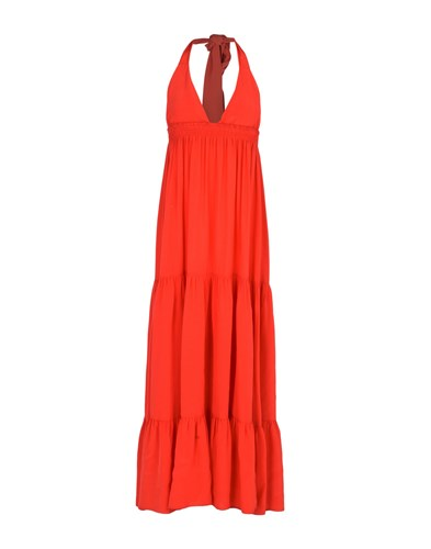Ultràchic Ultra'chic Long Dresses Red QWwmBsJ