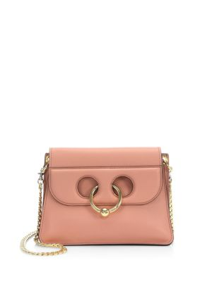 J.W.Anderson Dusty Rose Mini Pierce Bag h6mF0OAa2j