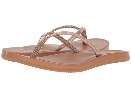 Freewaters Solana Gold Tan Shoes 7x7FK