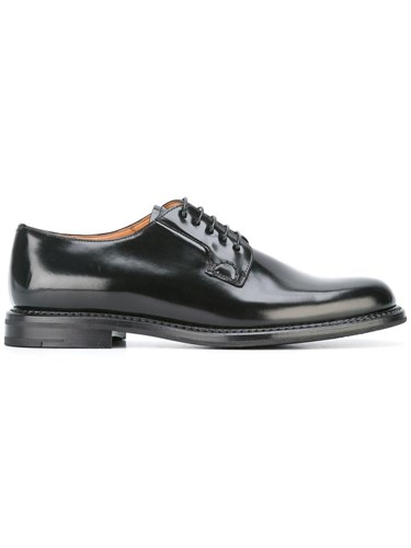 Church's Classic Derby Shoes Black Rnvg3