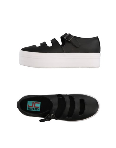 JC PLAY by JEFFREY CAMPBELL Sneakers Black JIUIVR00J