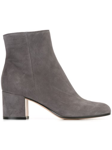 Gianvito Rossi 'Margaux' Boots Grey N0DPppM9jj