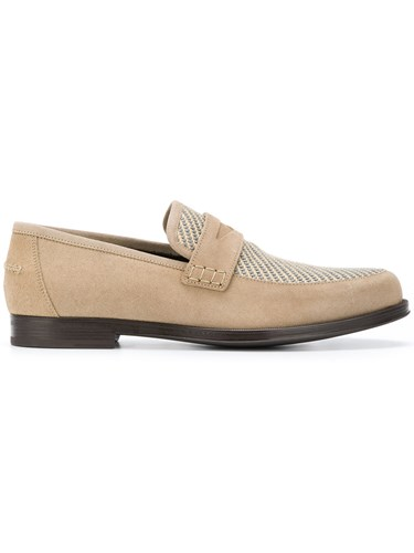 Jimmy Choo Darblay Loafers Nude And Neutrals c3GYoC