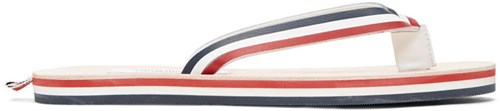 Leather Thom Tricolor Thom Sandals Browne Browne 10qHpH