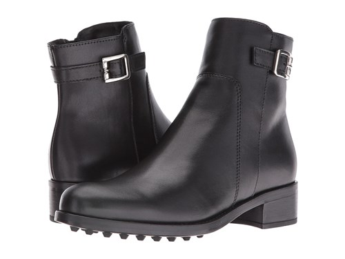 La Canadienne Shelby Black Leather Women's Boots 8hCNwwj7rK