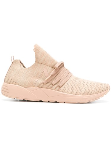 Arkk Knitted Low Top Sneakers Nude And Neutrals UU4hZ0aM