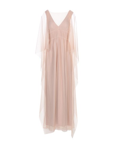 Carla G. Long Dresses Light Pink 5TO8qxkD