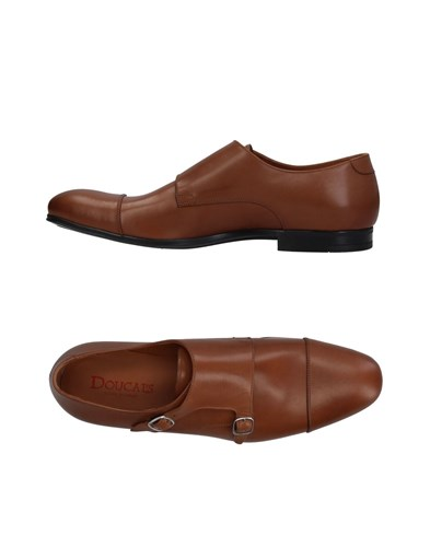 Doucal's Loafers Brown np4VCpQpS