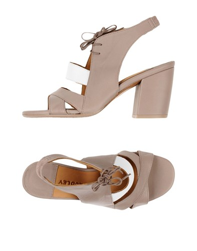 Audley Sandals Dove Grey x2yiI1x