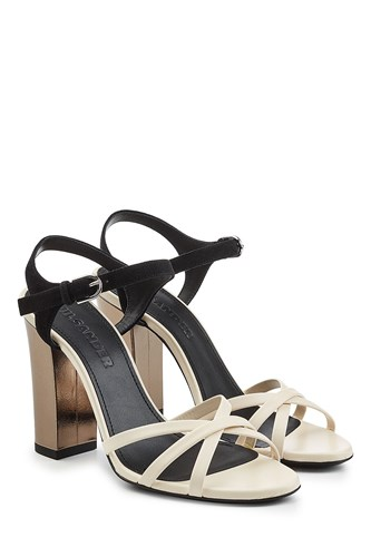 Jil Sander Sandals With Leather And Suede nUtO5