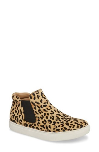 Coconuts by Matisse Harlan Slip On Sneaker Leopard Cow Hair QoAkv