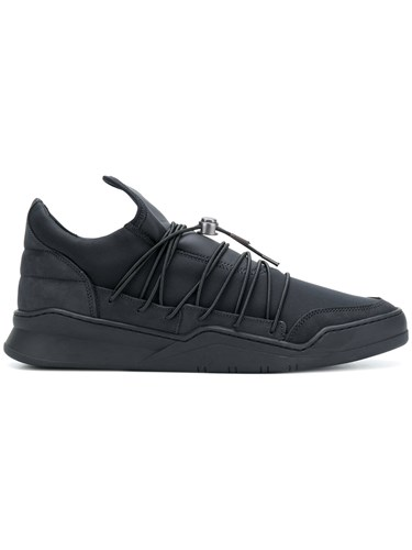 Filling Pieces Ghost Lee Sneakers Black BdG3mMU