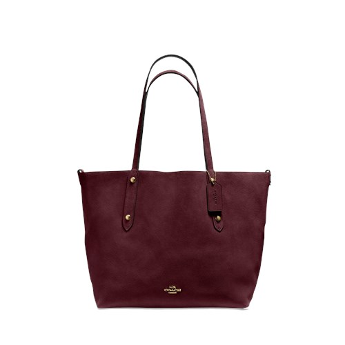 Coach Large Market Tote qPFxf