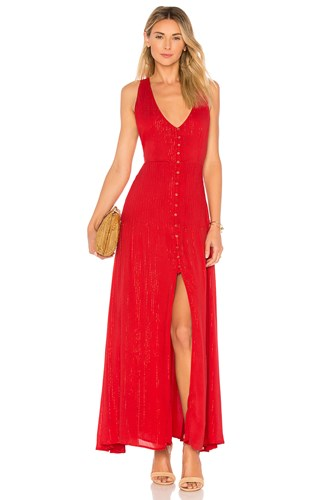 House Of Harlow X Revolve Shane Dress Red uF23mR3eGc