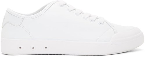 Rag and Bone White Standard Issue Sneakers IY6UtKr