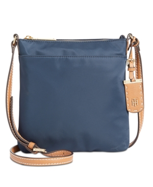 Tommy Hilfiger Julia North South Crossbody Navy Wwi9zE