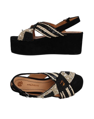 Maliparmi Sandals Black FBxQlzol