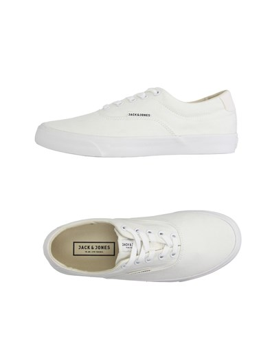 Jack and Jones Sneakers White fPXcqO