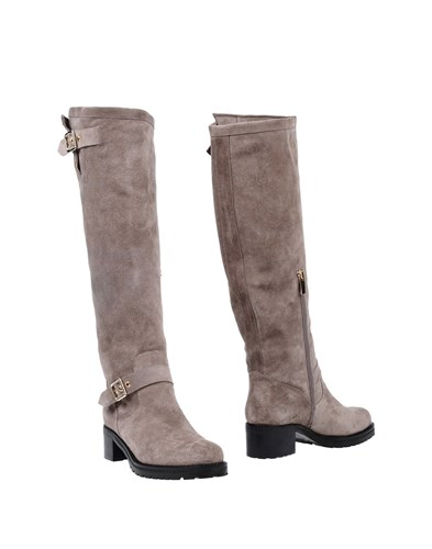 Boots POLETTO POLETTO Boots Grey Grey POLETTO Grey Boots Boots POLETTO 7TF7qX