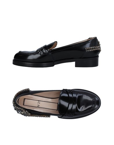 Ndegree 21 Loafers Black zoziyY0