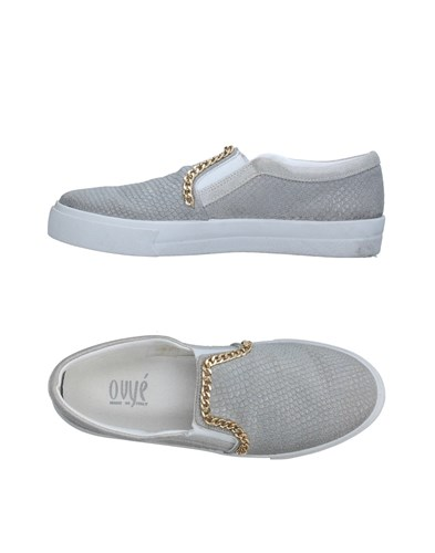 Ovye' By Cristina Lucchi Sneakers Grey AUYschPDU