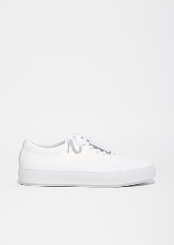 Acne Studios Adriana Sneaker Smooth White mfca7q8r