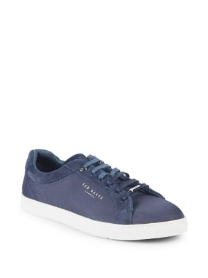 Ted Baker Klemes Trainers Dark Blue Atofw