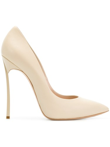 Neutrals Nude Casadei Techno And Blade Pumps pqWFwBUR