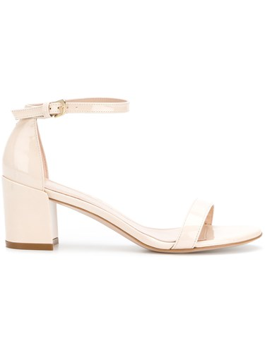 Stuart Sandals Neutrals Nude Slingback Simple Weitzman And rPq7Ar