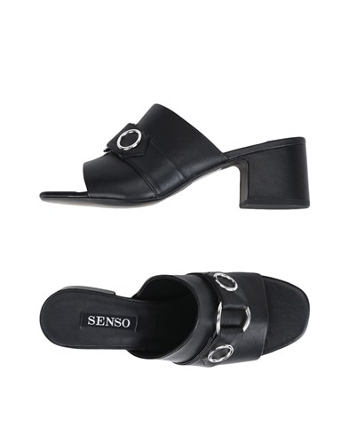 Senso Sandals Black aQ0OBeGhF