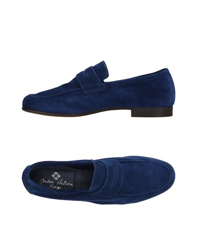 ANDREA VENTURA FIRENZE Loafers Bright Blue bRIyN9M