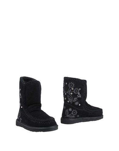 WOZ Ankle Boots Black Vk1cqz