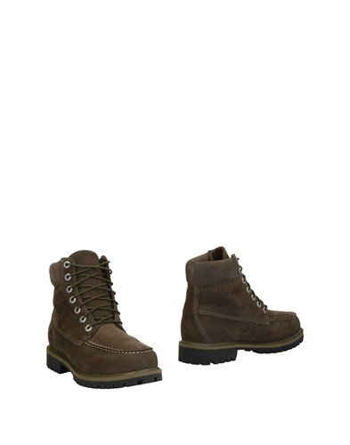 Timberland Ankle Boots Military Green 0RqRmjN
