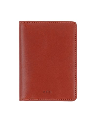 A.P.C. Small Leather Goods Document Holders JsFae39We