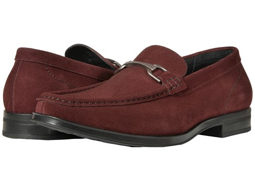 Lace Bordeaux Toe Newcomb Chaussures Stacy Suede Up Oxblood Adams Moc wOxIqFZ