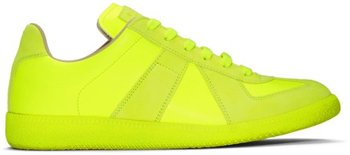 Maison Martin Margiela Yellow Replica Sneakers UxnufE